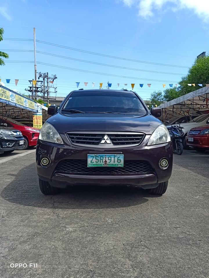 2008 Mitsubishi Fuzion