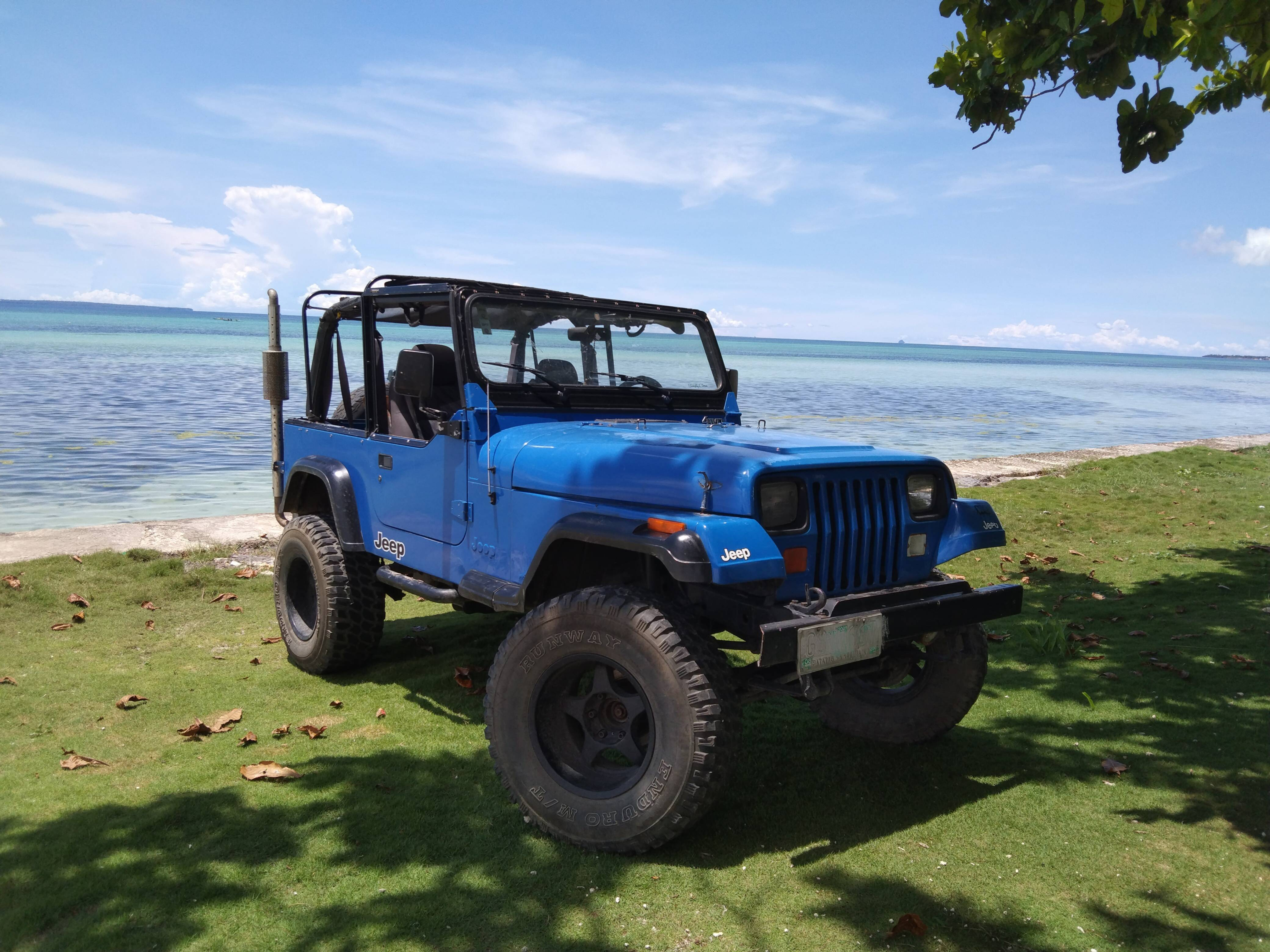 1994 Jeep Wrangler Unlimited