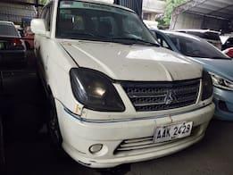 2014 Mitsubishi Adventure