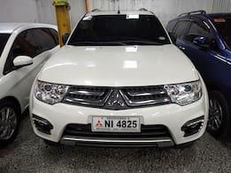 2015 Mitsubishi Montero Sport