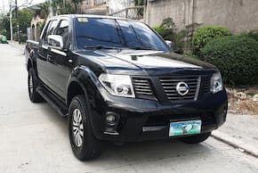 2013 Nissan Frontier Navara