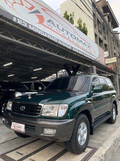1998 Toyota Land Cruiser Prado