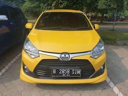 2019 Toyota Agya