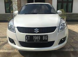 2014 Suzuki SX 4