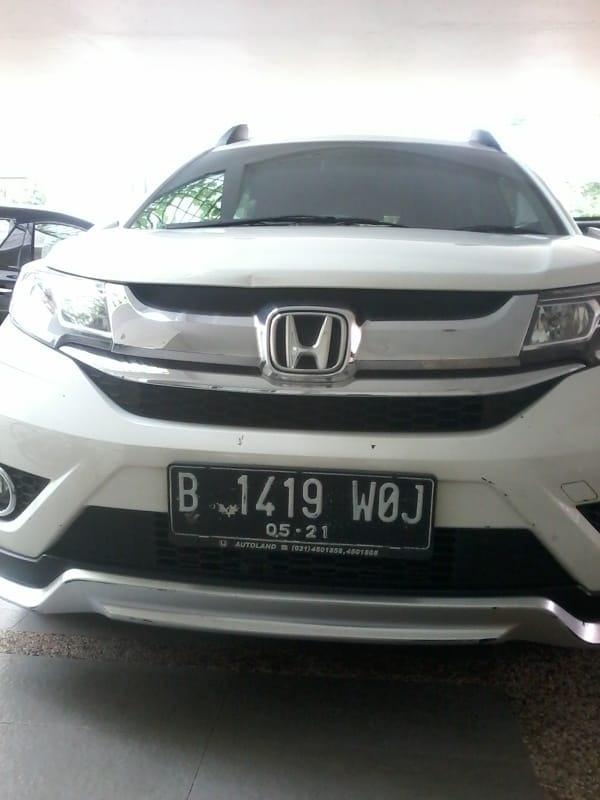 2016 Honda BRV