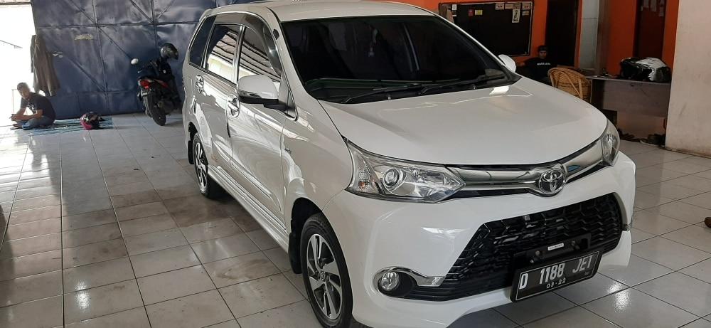2017 Toyota Avanza Veloz