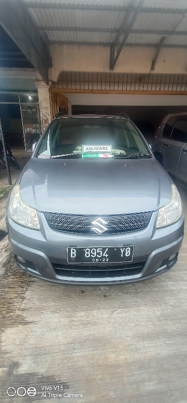 2007 Suzuki SX 4