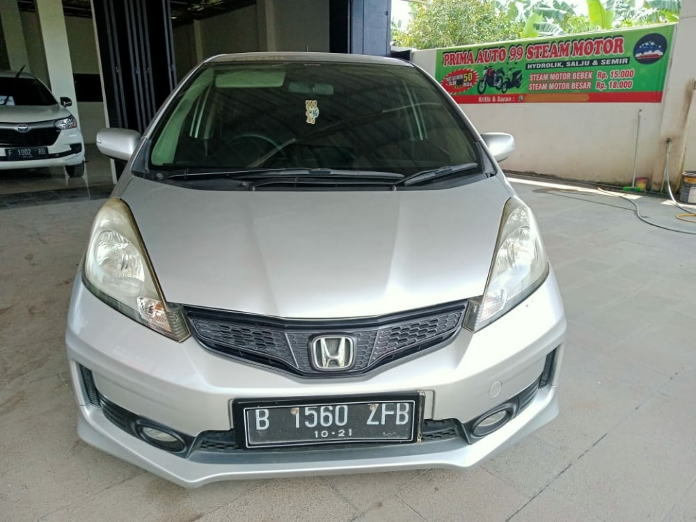 2011 Honda Jazz