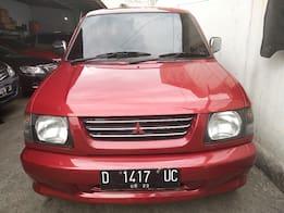 2002 Mitsubishi Kuda