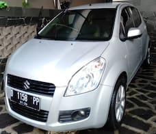2012 Suzuki Splash
