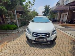 2016 Suzuki SX4 S Cross