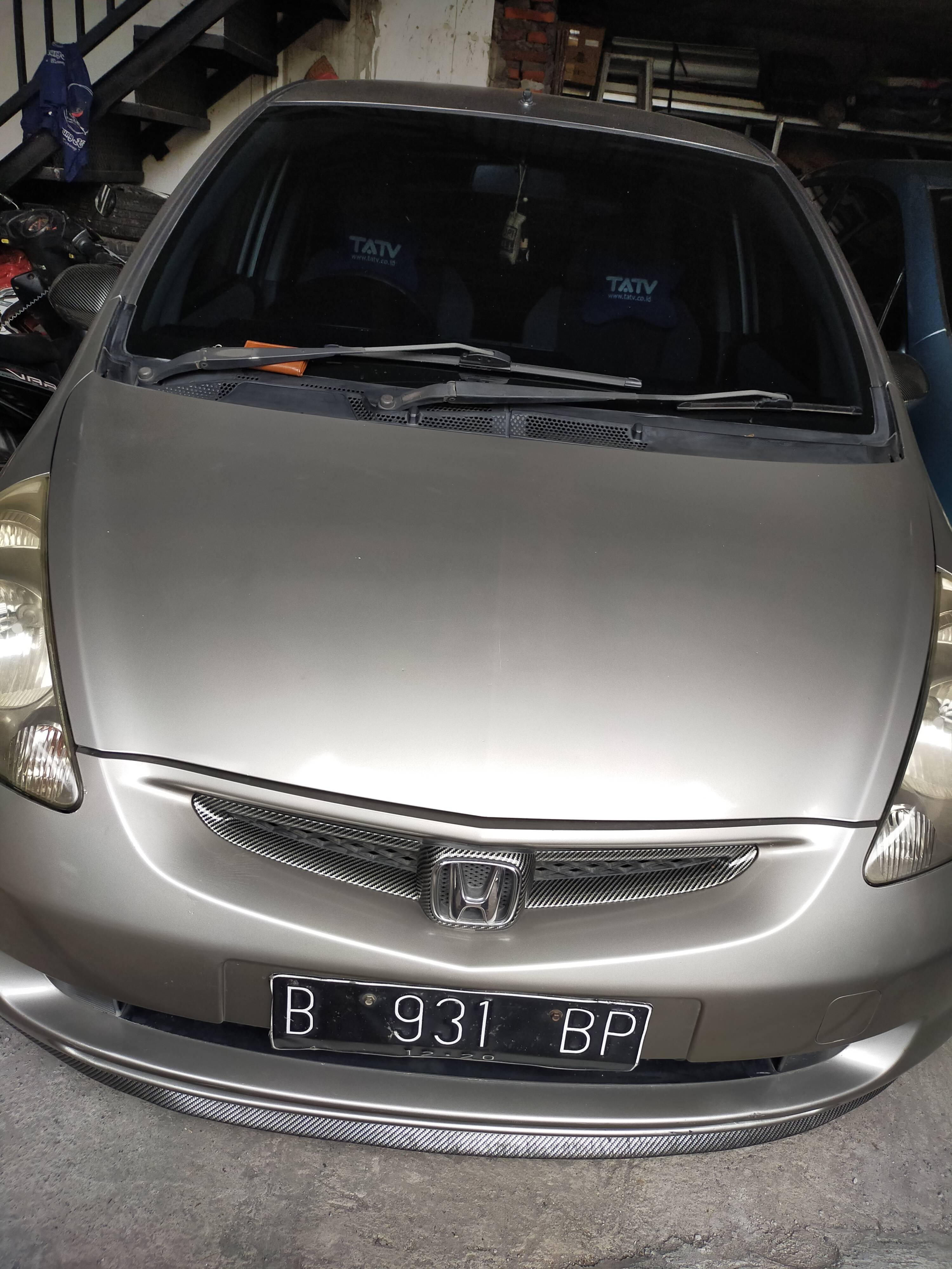 2005 Honda Jazz