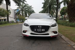 2017 Mazda 3 Hatchback