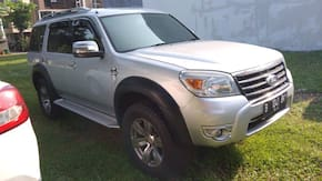2010 Ford Everest