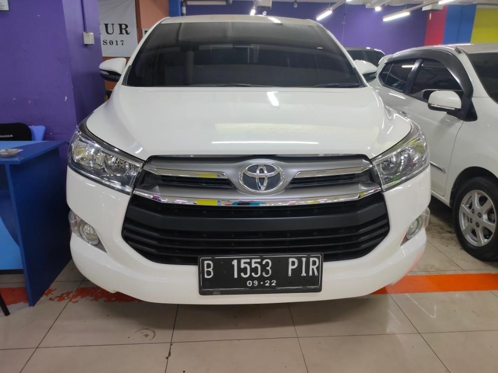 2017 Toyota New Innova