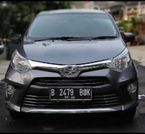 2017 Toyota Calya