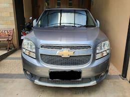 2014 Chevrolet Orlando