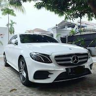 2015 Mercedes Benz E-Class