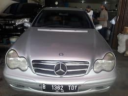 2002 Mercedes Benz C-Class