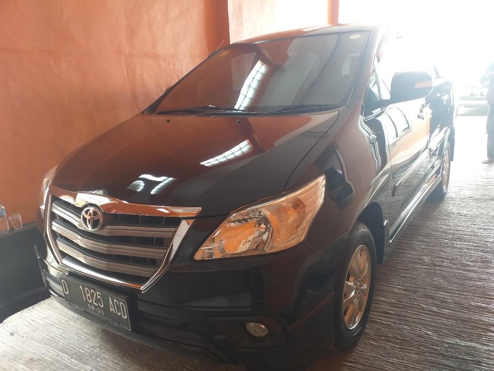 2014 Toyota Kijang Innova
