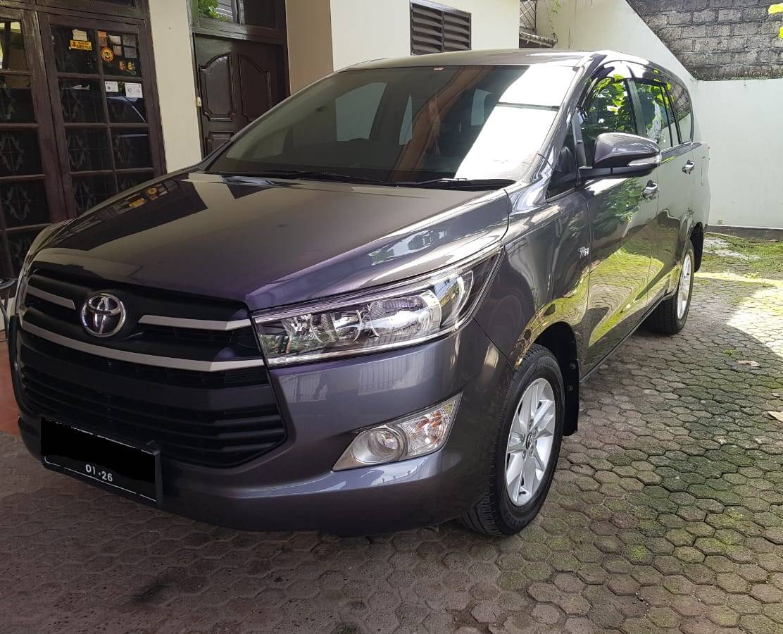 2015 Toyota Kijang Innova