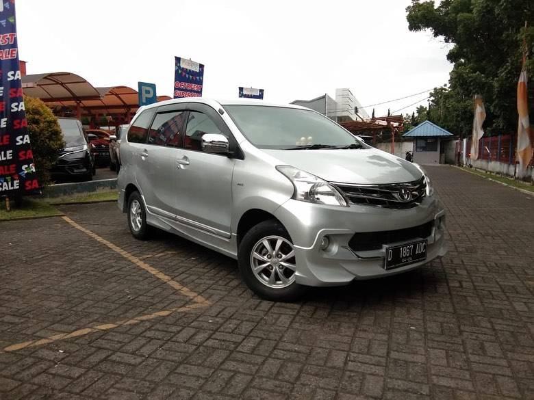 2012 Toyota Avanza Veloz