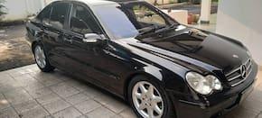 2001 Mercedes Benz C-Class