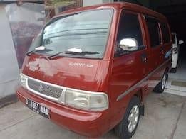 2012 Suzuki Carry 1.5 Real Van