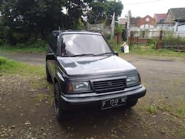 1997 Suzuki Escudo