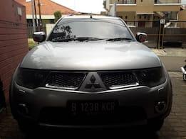 2011 Mitsubishi Pajero Sport 2021