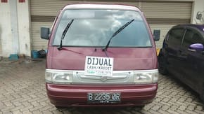 2005 Suzuki Carry