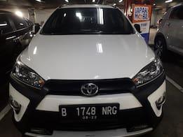 2017 Toyota Yaris Heykers