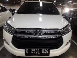 2017 Toyota Kijang Innova