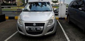 2015 Suzuki Splash