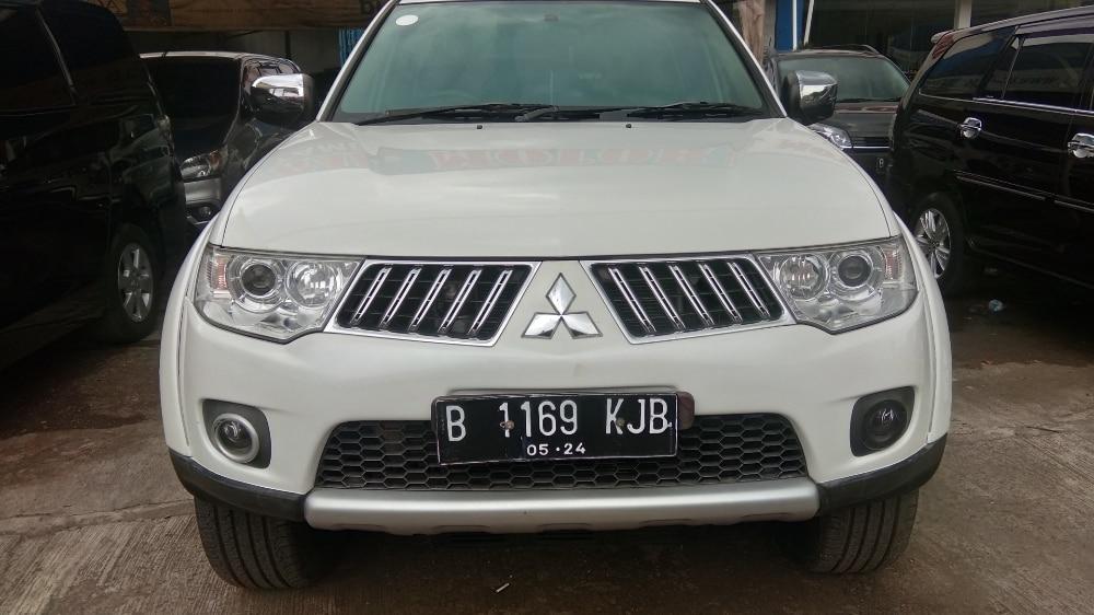 2011 Mitsubishi PajeroSport