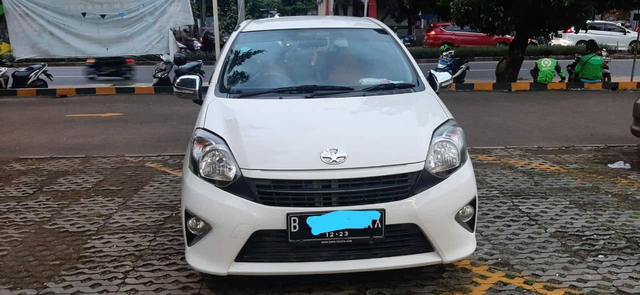 2013 Toyota Agya