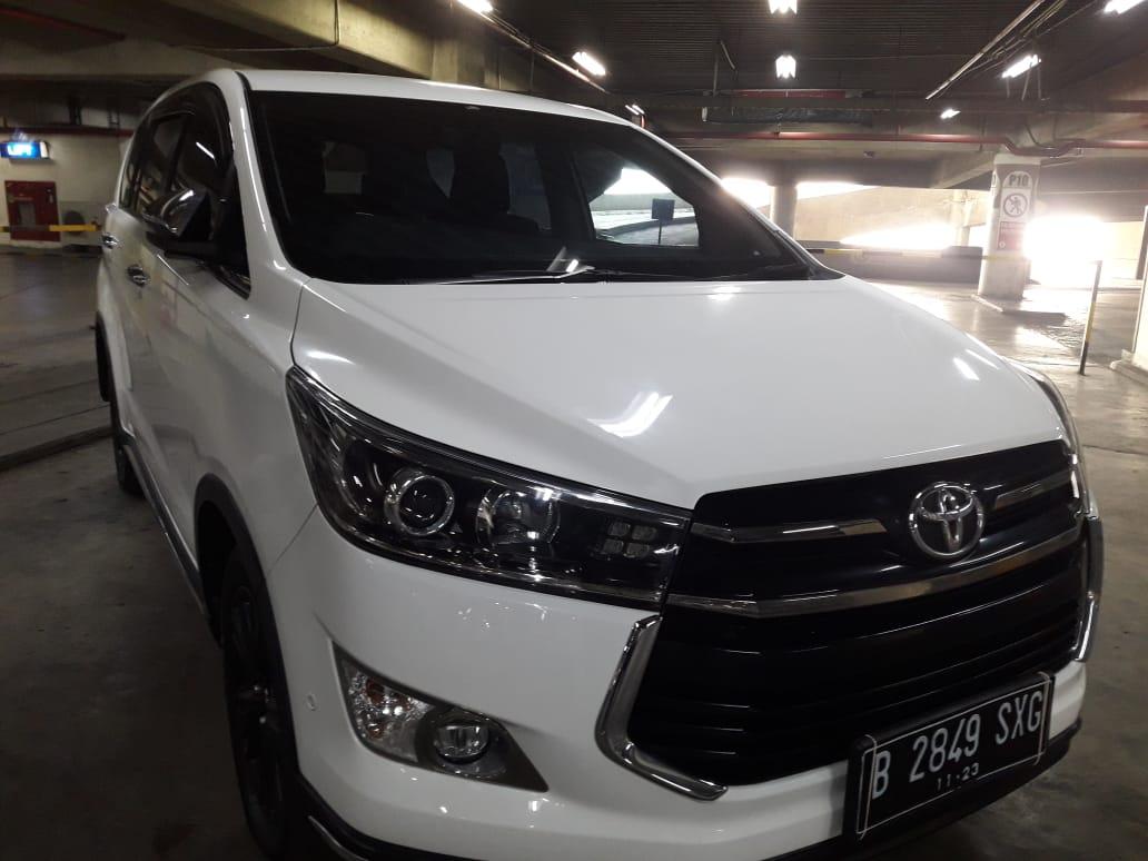 2018 Toyota Kijang Innova