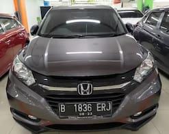 2018 Honda HRV