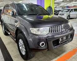 2010 Mitsubishi PajeroSport