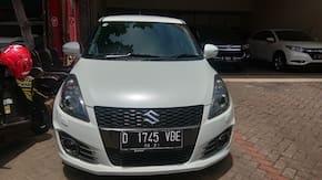 2016 Suzuki Swift Sport
