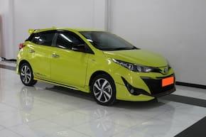 2020 Toyota Yaris TRD