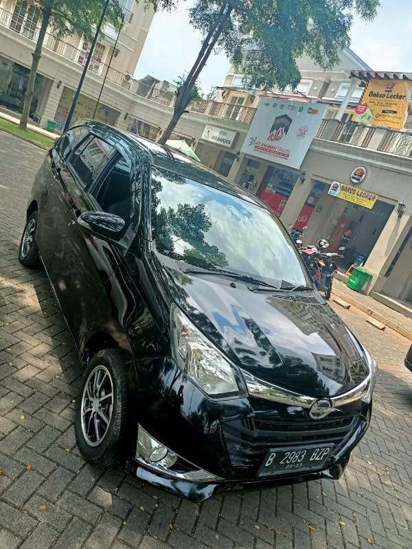 2018 Daihatsu Sigra