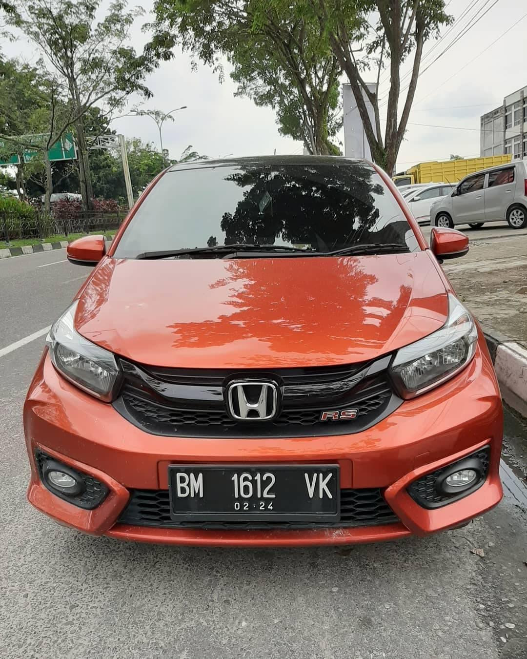 2019 Honda Brio
