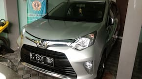2016 Toyota Calya