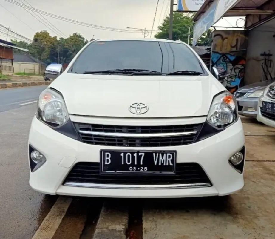 2014 Toyota Agya
