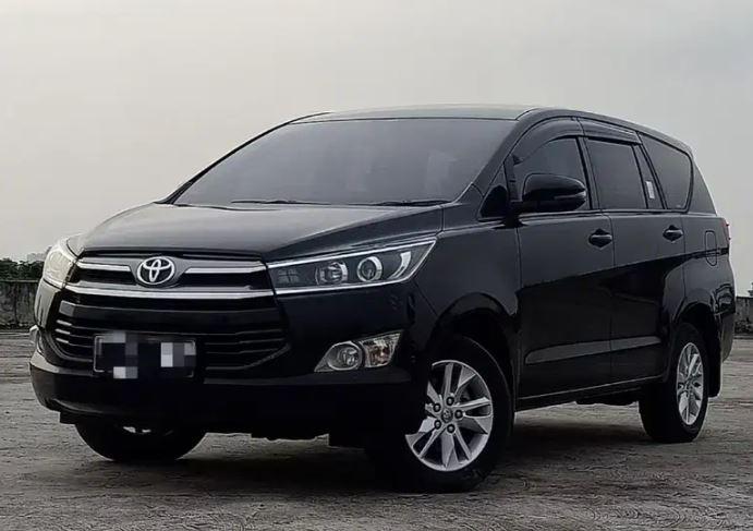 2019 Toyota Kijang Innova