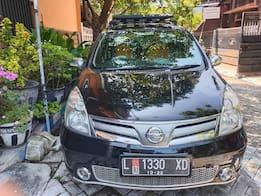 2012 Nissan Grand Livina