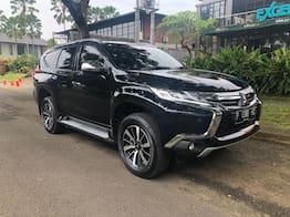 2019 Mitsubishi Pajero Sport 2021