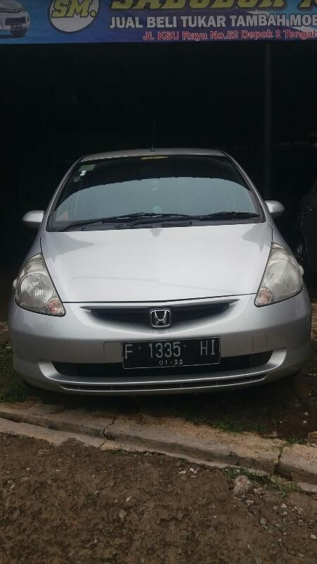 2004 Honda Jazz