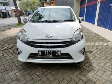 2015 Toyota Agya